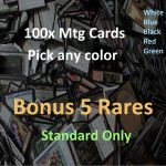 100x Standard Pick Any Color